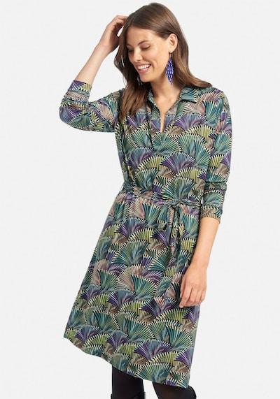 Emilia Lay Abendkleid in mischfarben, Modelansicht