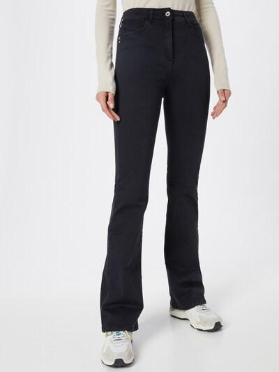 PATRIZIA PEPE Jeans in schwarz, Modelansicht