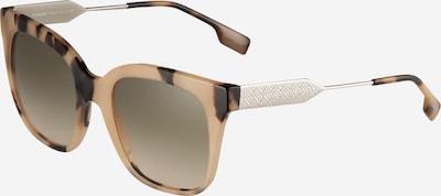 BURBERRY Solglasögon 'EVELYN' i brun / mörkbrun, Produktvy