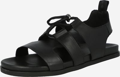 ROYAL REPUBLIQ Sandaalit 'Route Gladiator' värissä musta, Tuotenäkymä
