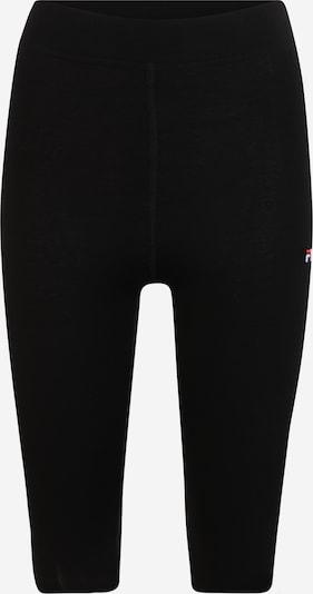 FILA Leggings 'EKANTA' en rouge / noir / blanc, Vue avec produit