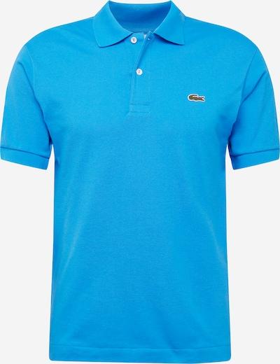 LACOSTE T-Shirt en turquoise / vert / blanc, Vue avec produit