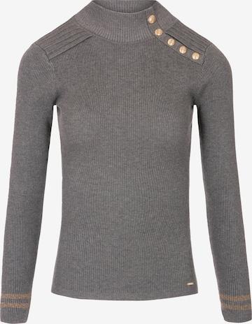 Morgan Pullover  'MAVAO' in Grau