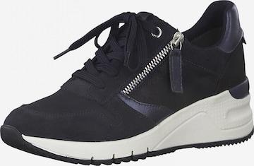 Sneaker bassa di TAMARIS in blu