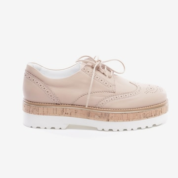 HOGAN Flats & Loafers in 36,5 in White
