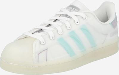 Sneaker low 'SUPERSTAR' ADIDAS ORIGINALS pe albastru deschis / alb, Vizualizare produs