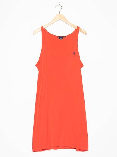 Ralph Lauren Sport Kleid in L in feuerrot, Produktansicht