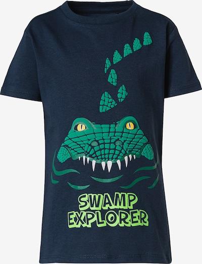 LEMON BERET Majica u tamno plava / zelena, Pregled proizvoda