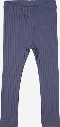NAME IT Leggings 'SERIO' in taubenblau, Produktansicht
