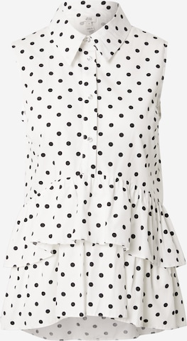 River Island Blouse in Wit