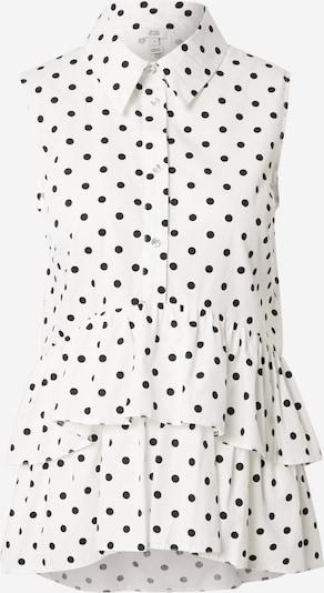 River Island Μπλούζα σε μαύρο / λευκό, Άποψη προϊόντος