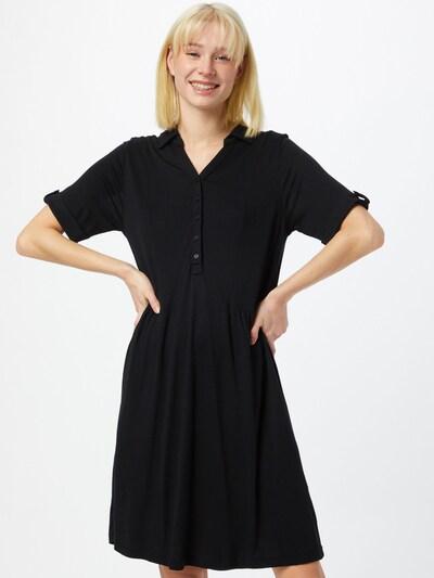 ESPRIT Košilové šaty - černá, Model/ka