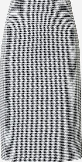 UNITED COLORS OF BENETTON Jupe en noir / blanc, Vue avec produit