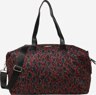 Kelioninis krepšys 'Weekend Getaway' iš Fabienne Chapot , spalva - rusva / vyšninė spalva, Prekių apžvalga