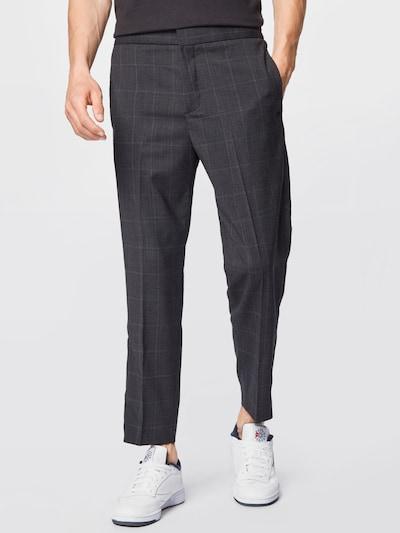 AllSaints Chino kalhoty 'Garth' - antracitová / tmavě šedá, Model/ka