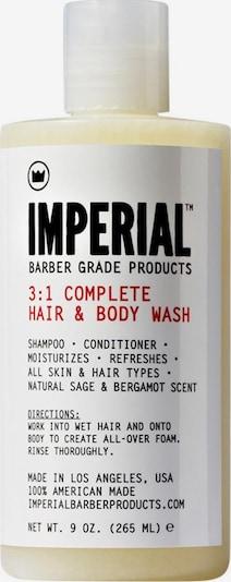 IMPERIAL Haar & Körperpflege '3:1 Complete' in naturweiß, Produktansicht