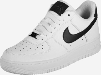 Nike Sportswear Sneaker  'Air Force 1 07' in weiß, Produktansicht