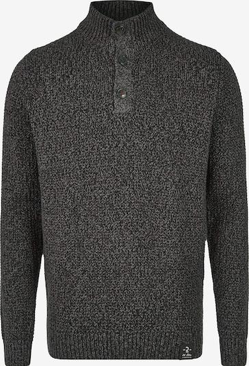 CALAMAR Pullover in anthrazit, Produktansicht