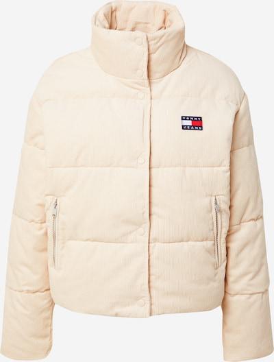 Tommy Jeans Jacke in beige, Produktansicht