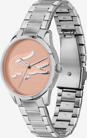 LACOSTE Analogové hodinky - růže / stříbrná, Produkt