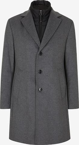JOOP! Between-Seasons Coat 'Morris' in Grey