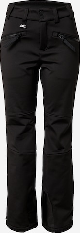 Superdry Spodnie outdoor w kolorze czarny