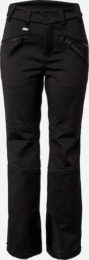 Superdry Snow Pantalon de sport en noir, Vue avec produit