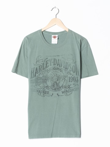 Harley Davidson T-Shirt in L in Blau