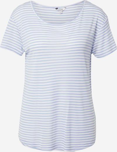 Tricou 'Lucianna' mbym pe albastru deschis / alb, Vizualizare produs