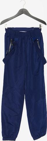 ODLO Pants in S-M in Blue