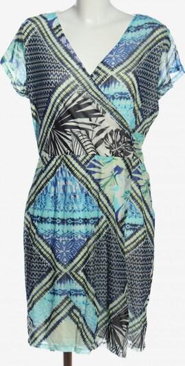 COMMA Sommerkleid in XXL in blau / grün / schwarz, Produktansicht