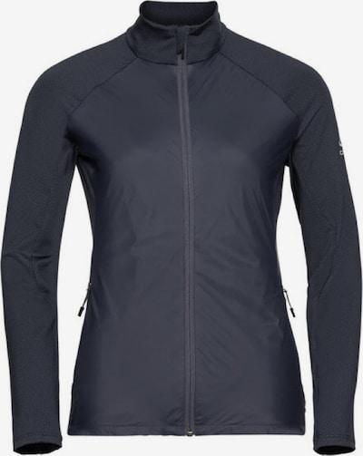 ODLO Jacke 'Jacket VELOCITY ELEMENT' in schwarz, Produktansicht