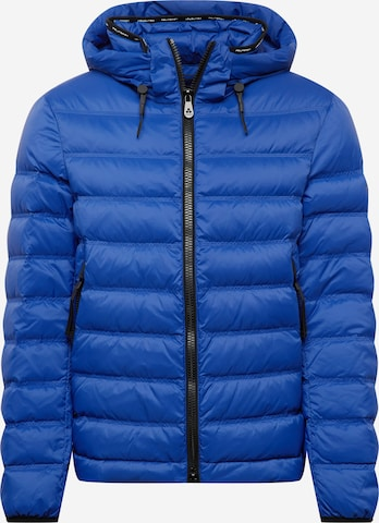 Veste mi-saison Peuterey en bleu