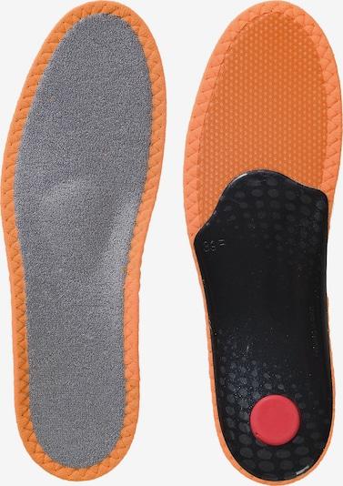 PEDAG Einlegesohle in grau / orange, Produktansicht