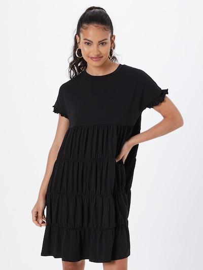 OBJECT Kleid 'CALEE' in schwarz, Modelansicht