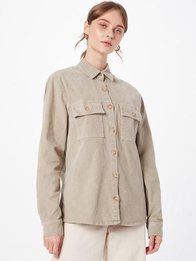 LTB Bluse 'Lone' in camel, Modelansicht