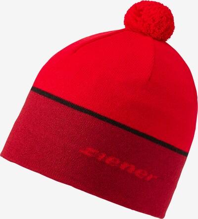 ZIENER Mütze 'ICTIVO' in rot, Produktansicht