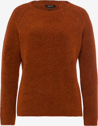 MORE & MORE Pullover in orange, Produktansicht