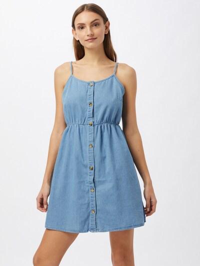 VERO MODA Vestido de verano 'LICKA' en azul claro, Vista del modelo