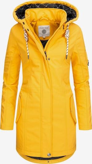 Peak Time Jacke in gelb, Produktansicht