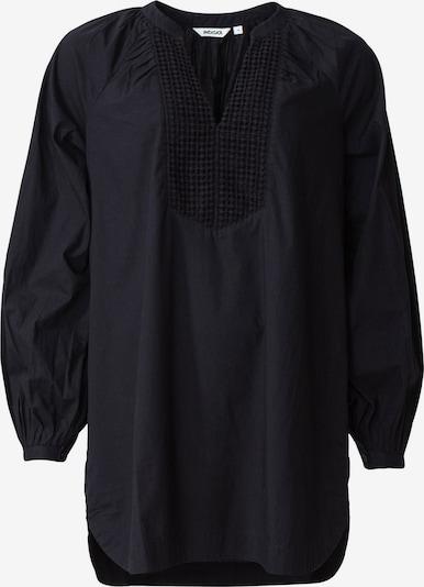 Indiska Bluse 'Leni' in schwarz, Produktansicht