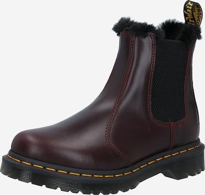 Dr. Martens Chelsea Boots 'Leonore' en brun foncé / bourgogne, Vue avec produit