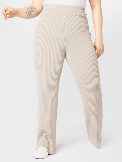 NU-IN Plus Hose in creme: Frontalansicht