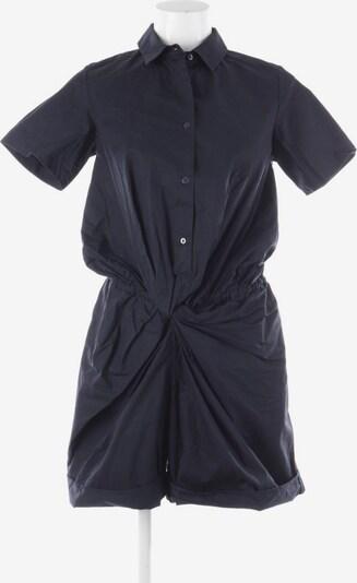 Carven Jumpsuit in M in dunkelblau, Produktansicht