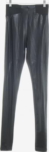 Asos Lederhose in XS in schwarz, Produktansicht