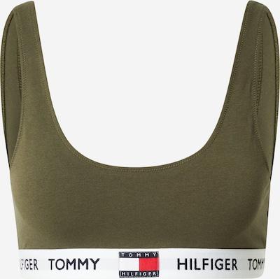 Tommy Hilfiger Underwear Podprsenka - námořnická modř / khaki / červená / bílá, Produkt