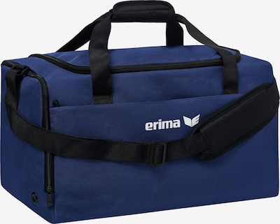 ERIMA Sporttasche in blau / schwarz / weiß, Produktansicht
