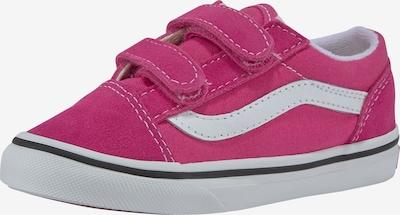 VANS Sneaker 'Old Skool' in fuchsia / weiß, Produktansicht