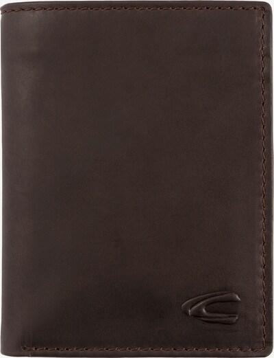 CAMEL ACTIVE Portemonnaie in dunkelbraun, Produktansicht