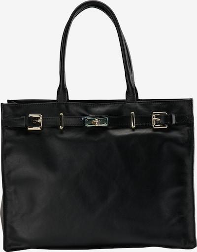 usha BLACK LABEL Shopper in Black, Item view